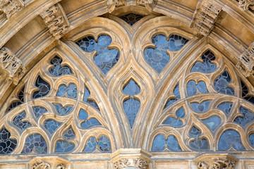 Cathedral Church Entrance, Oviedo; Asturias