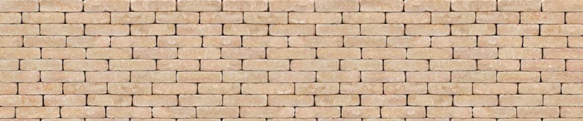 Modern new stone facade