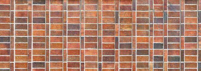 Beautiful decorative brick wall