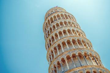 Pisa Leaning Tower Fotomurales