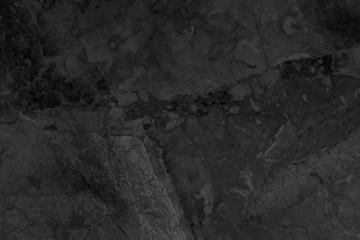 Fotobehang Betonbehang black grey dark marble wall pattern abstracy background .