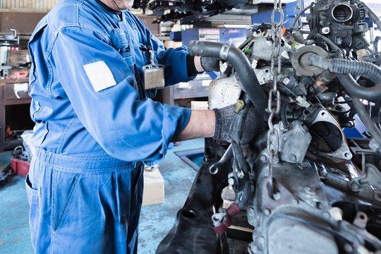 自動車の整備・メンテナンス