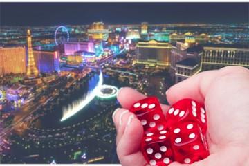 Fotobehang Las Vegas Vegas.