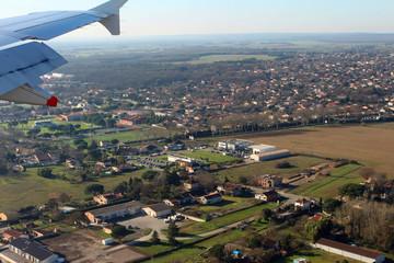 Atterrissage à Toulouse