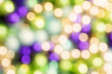 Purple Gold and Green Mardi Gras Background
