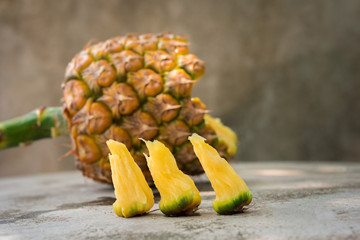 Wall Mural - Pineapple thailand