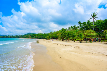 Lio Beach - Paradise beach close to El Nido, tropical island Palawan, Philippines Fotomurales