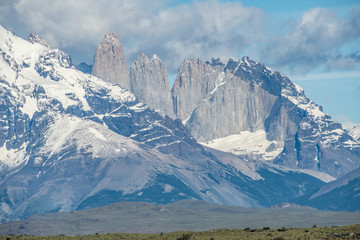 3 Türme im Nationalpark Torres des Paine