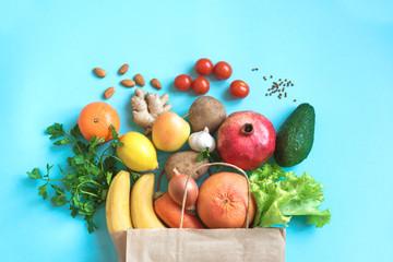Foto op Aluminium Eten Healthy food background
