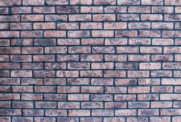 Brick gres wall full frame background