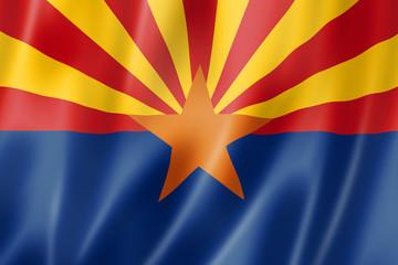 Arizona flag, USA Fotomurales