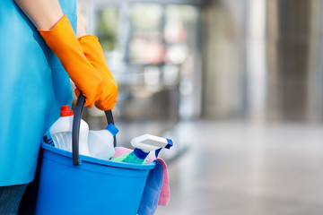 Concept cleaning services.