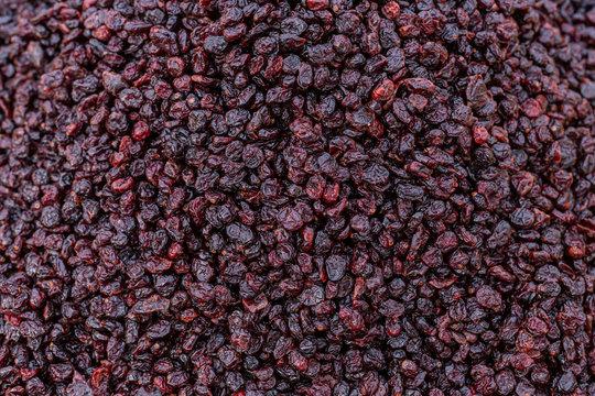 getrocknete Cramberrys