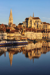 Auxerre, l'abbaye