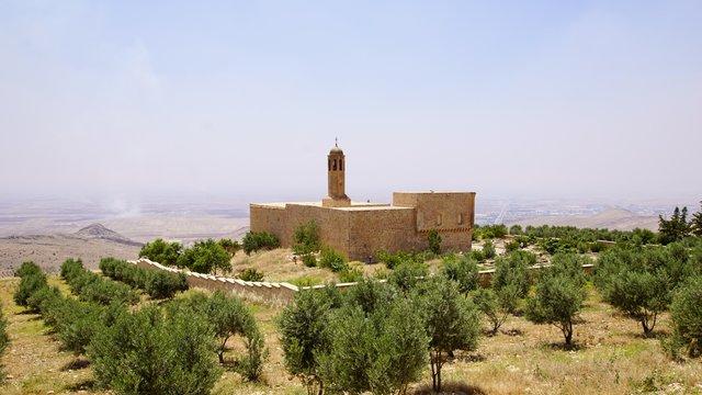 Mar Mihail Kirche Mardin
