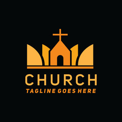 Church Logo Design Inspiration For Business And Company