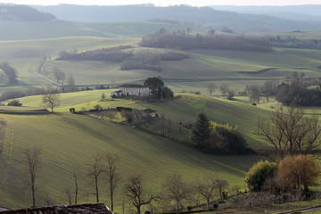 Paysage du Tarn et Garonne