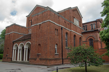 Royal Memorial Chapel, Sandhurst, Berkshire