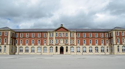 New College buildings, Sandhurst Military Academy, Berkshire