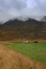 Wall Mural - Alpine landscape in Iceland, Europe