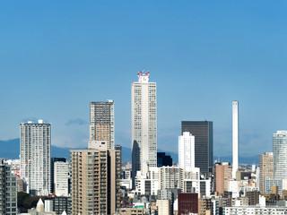 Fotomurales - 池袋の高層ビル群