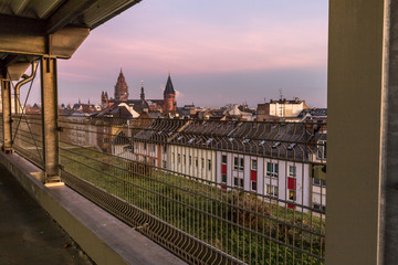 Wohnungen in der Altstadt von Mainz