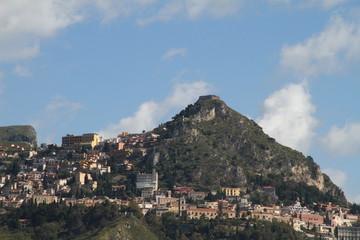 The Island of Taormina, Italy