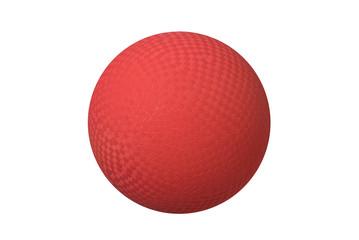 Foto op Canvas Bol Dodge ball