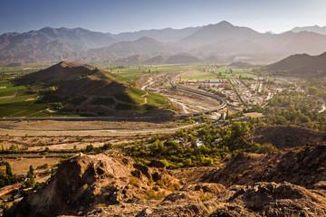 Aconcagua Landscape