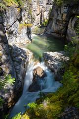 Wall Mural - Maligne Canyon, Jasper National Park, Alberta, Canada