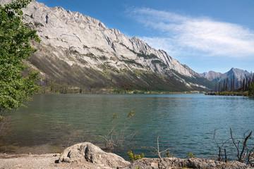 Wall Mural - Medicine Lake, Jasper National Park, Alberta, Canada