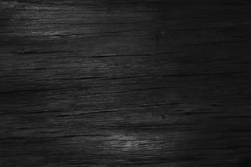 Wood black background. Dark Wooden surface, Top of table, Floor, wall or wallpaper blank for design