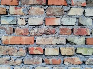 Stary mur 6
