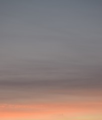 Obraz january sunrise - fototapety do salonu