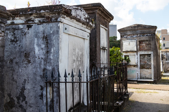 St. Louis #1 Cemetery, New Orleans