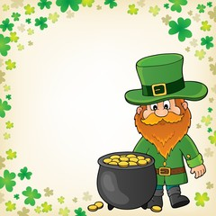 Papiers peints Enfants St Patricks Day theme image 3