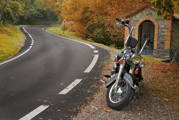 Viaggiare con La moto
