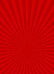 In de dag Licht, schaduw Sunlight abstract background. red color burst background. Vector illustration.