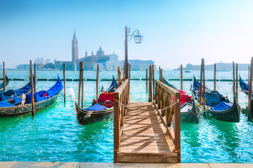 Printed kitchen splashbacks Venice Grand Canal in Venice