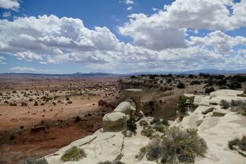 Hoodoos of the Utah Desert