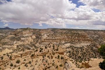 Sandstone Deserts of Utah USA