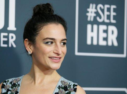25th Critics Choice Awards – Arrivals – Santa Monica, California, U.S., January 12, 2020 - Jenny Slate