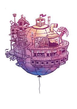 Balloon City