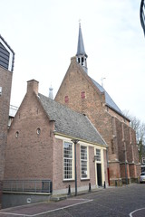 Lutheran church with consistory in the city of Doetinchem