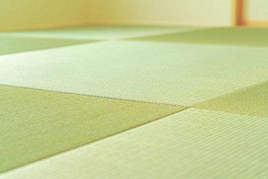日本の和室 琉球畳