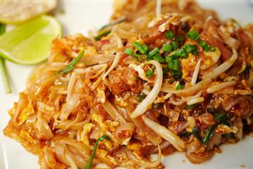 Pad Thai, Thai stir fried rice noodle