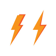 Thunderstorm and Bolt Lighting Flash icon