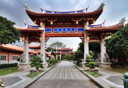 Lian Shan Shuang Lin Monastery, Singapore