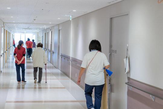 老人介護施設イメージ