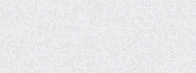 Abstract square pixels illustration. Pixels mosaic. Wall mural